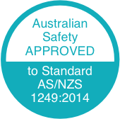 Australian Safety Approved
